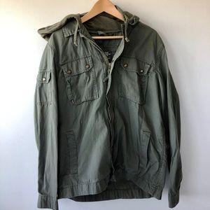 H&M Men's L Cargo Jacket